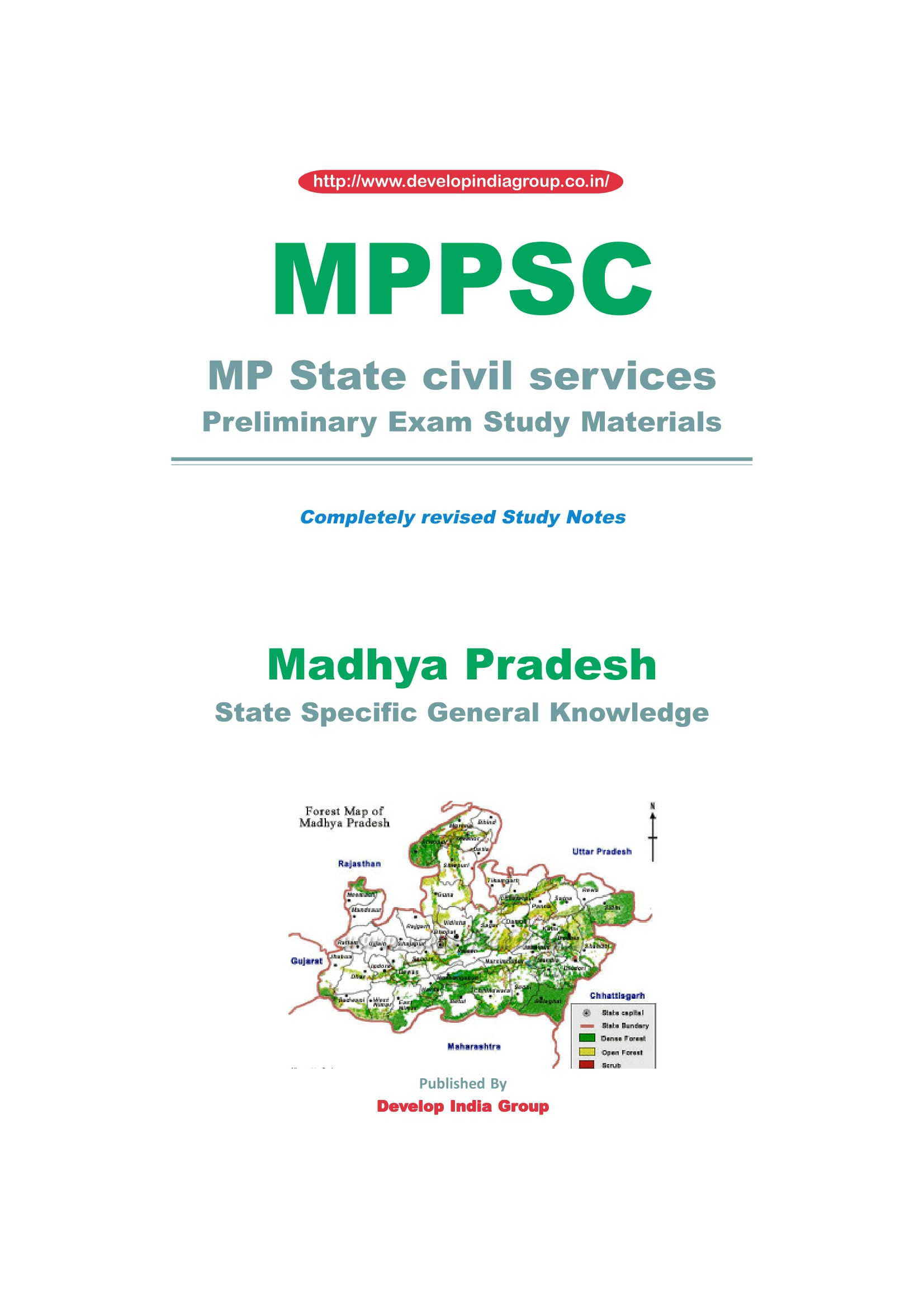 MPPSC State GK in English