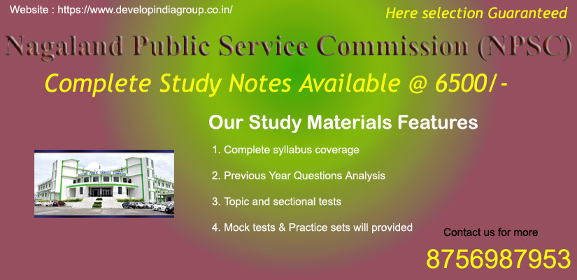 NCS, NPS, NSS Exam Study Notes